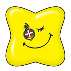 Girls Brigade logo smiley
