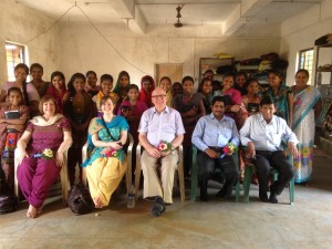 Group Photo - with children from a hostel