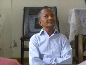 The Principal of the Theological Seminary in Ahedabad