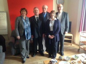 A Visit to Thompson House - PCI Hostel for ex-offenders on the Antrim Rd Belfast